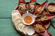 Vietnam Food - Edible Flowers