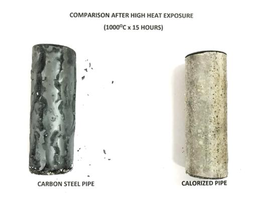 Daiwa CA Lance pipe - used at electric arc furnace