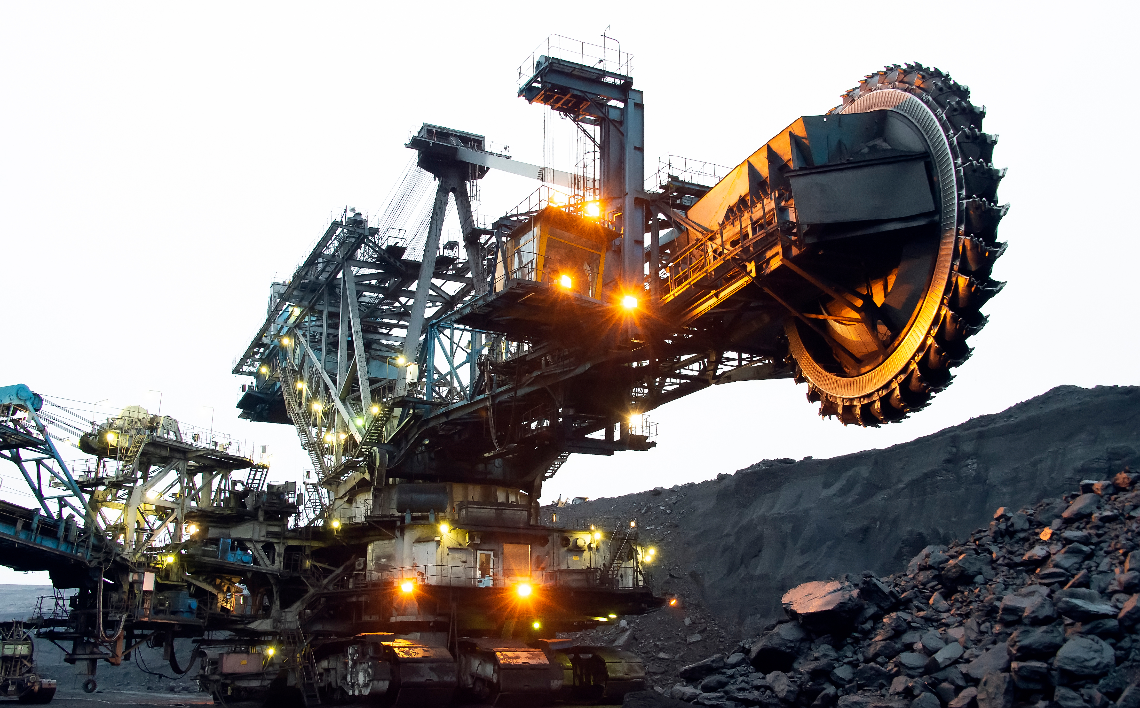 Daiwa Thermic Lance - Application in mining industry